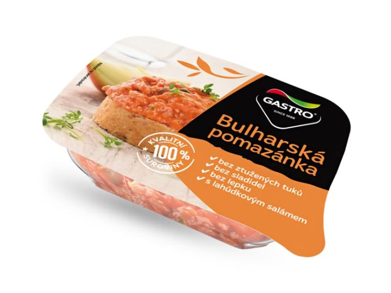 Gastro Menu Bulharská pomazánka 120g