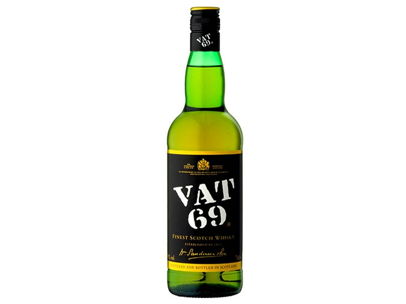 VAT 69 Skotská whisky 40% 700ml