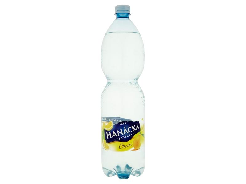 Hanácká Kyselka minerální voda citron 1,5l