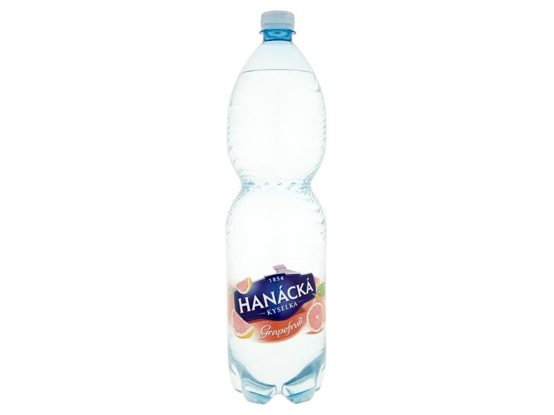 Hanácká Kyselka minerální voda grapefruit 1,5l
