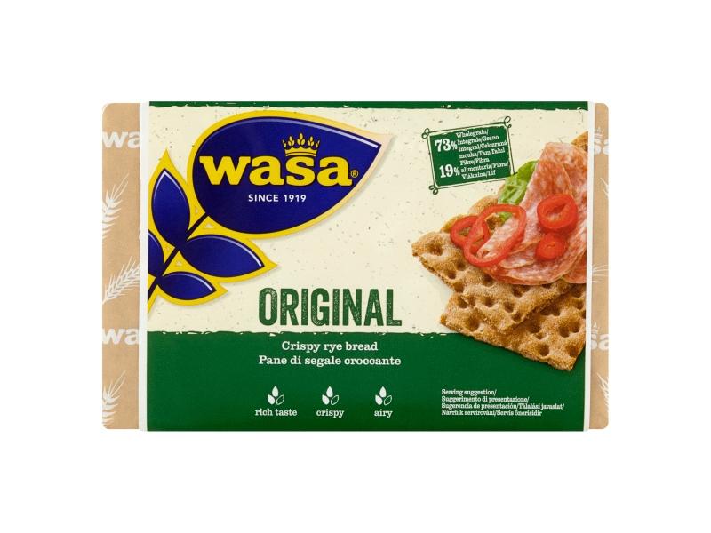 Wasa Original Chléb křupavý celozrnný 275g