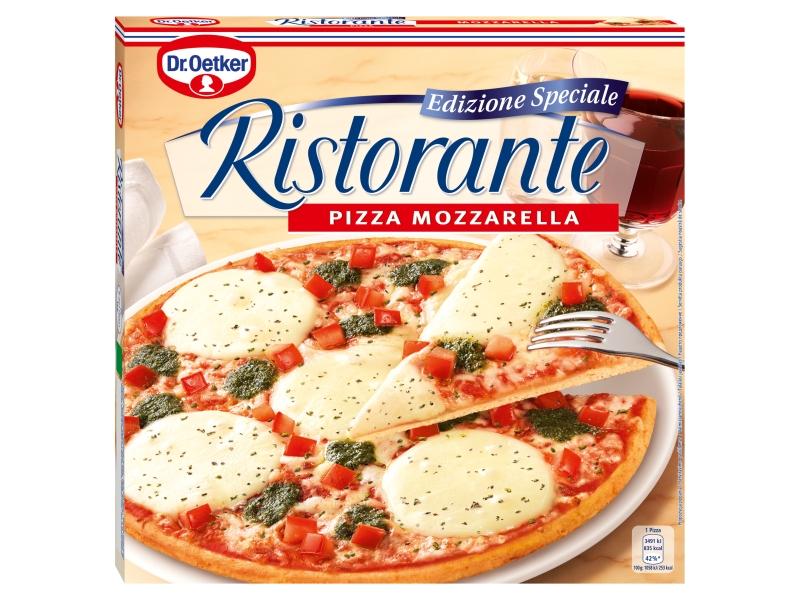 Dr. Oetker Ristorante Pizza Mozzarella mraž. 330g