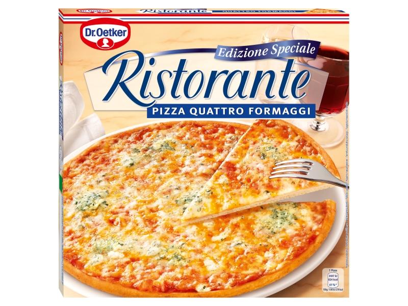 Dr. Oetker Ristorante Pizza Quattro Formaggi mraž. 305g