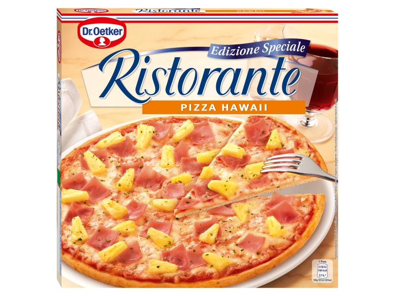 Dr. Oetker Ristorante Pizza Hawaii mraž. 340g