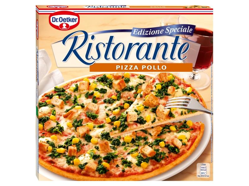 Dr. Oetker Ristorante Pizza Pollo mraž 335g