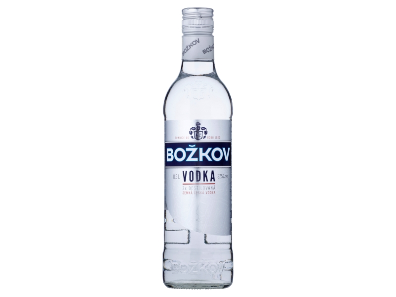 Božkov Vodka 37,5% 500ml