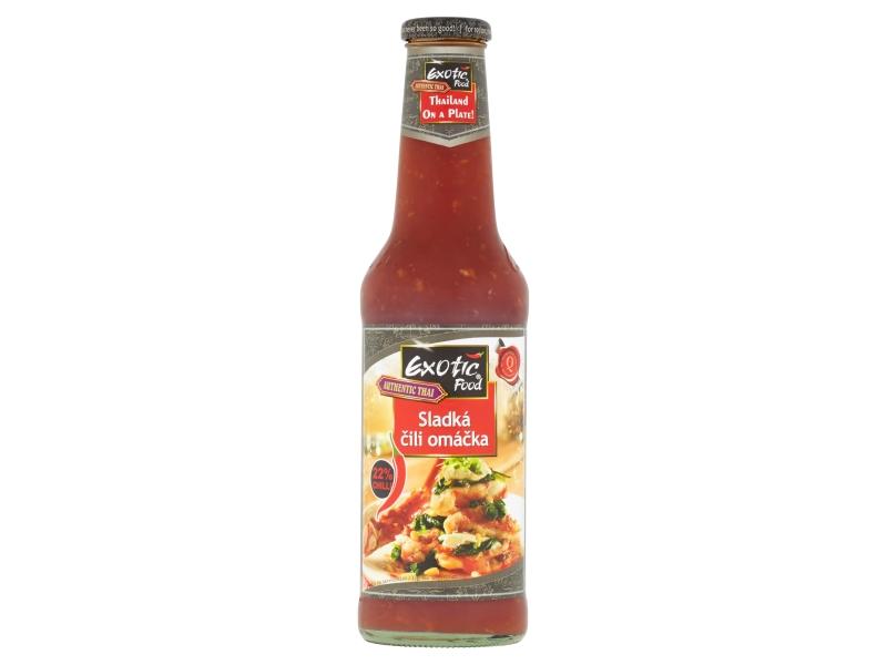 Exotic Food Chilli omáčka na kuře 725ml