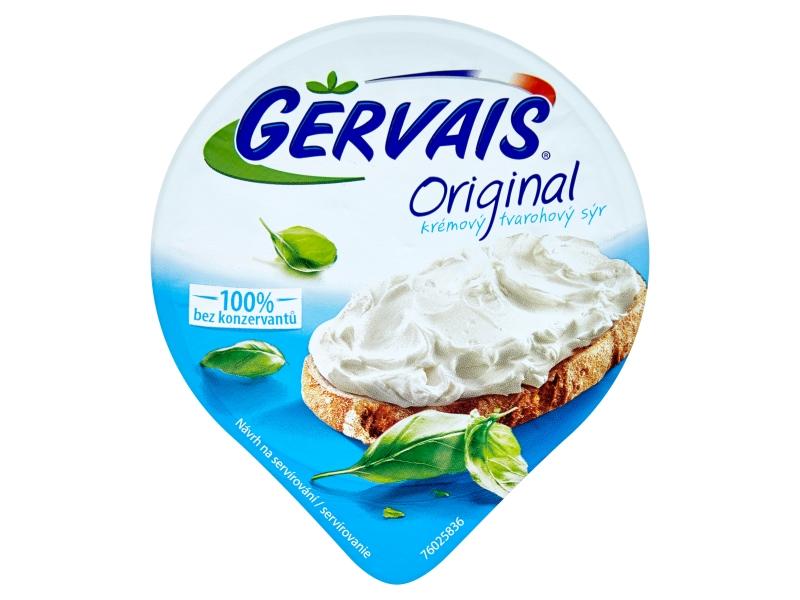 Gervais Original Sýr přírodní 80g