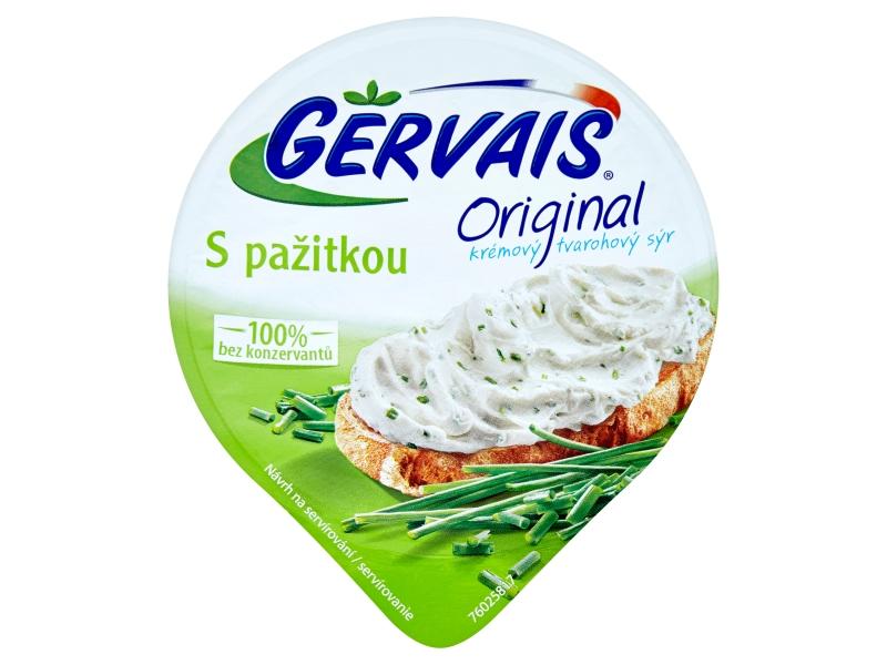 Gervais Original Sýr s pažitkou 80g