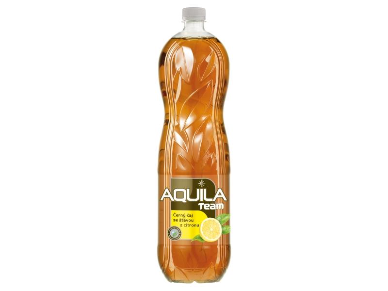 Aquila Ledový čaj citron 1,5l