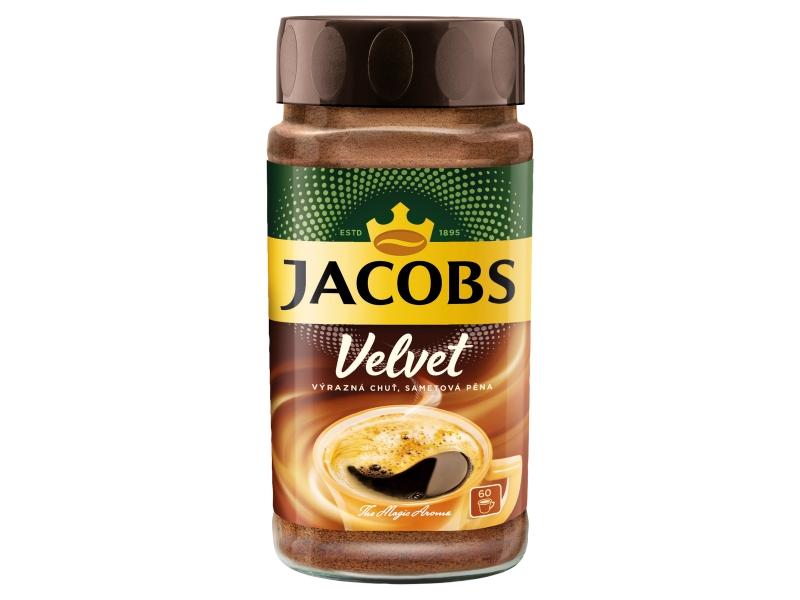 Jacobs Velvet Rozpustná káva 100g