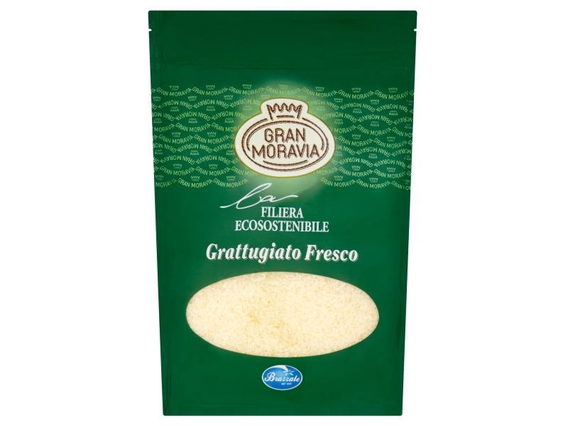 Gran Moravia Čerstvě strouhaný přírodní sýr 100g