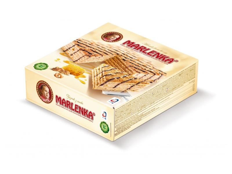 Marlenka medový dort 800g