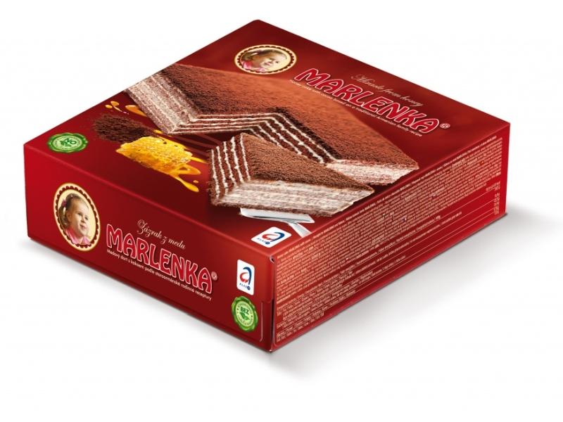 Marlenka kakaový dort 800g