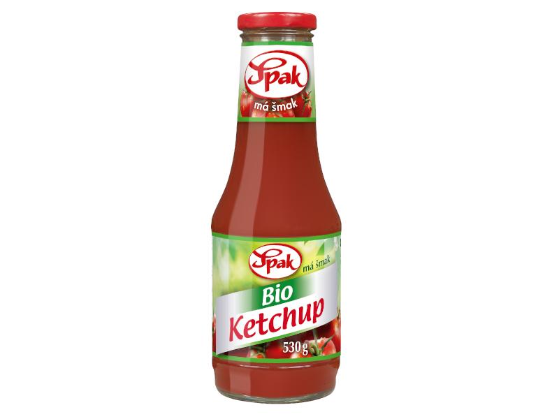 Spak Kečup BIO 530g