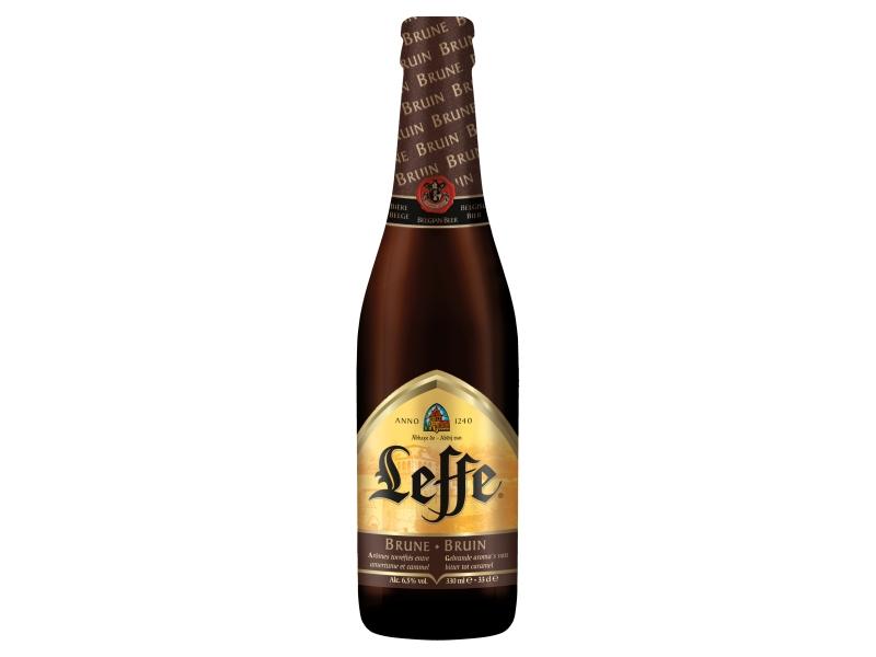Leffe Pivo svrchně kvašené tmavé 0,33l
