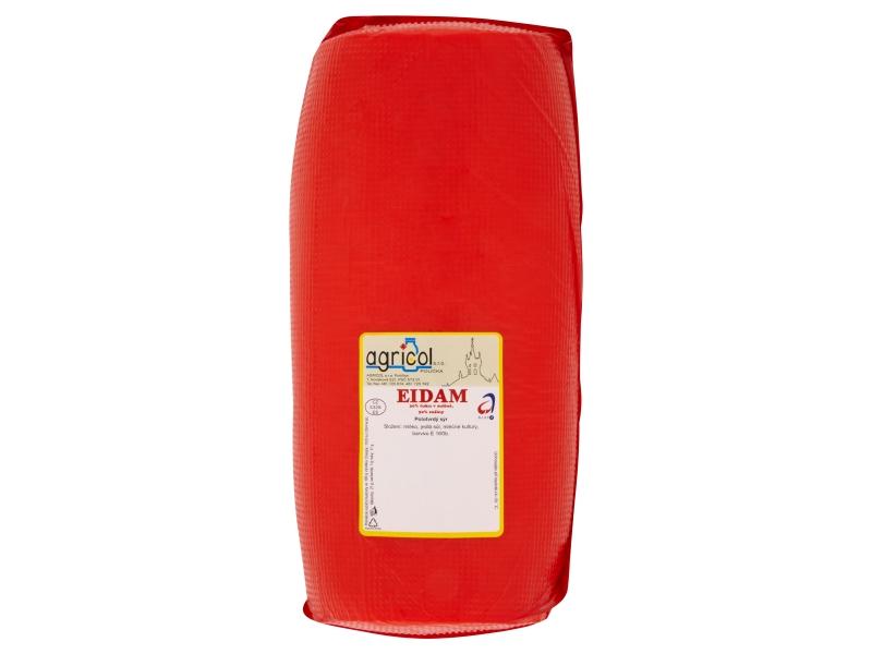 Agricol Eidam 30% Sýr cihla cca 2,5kg