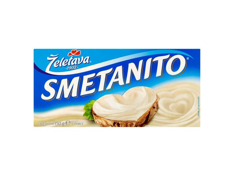Želetava Smetanito Smetanové 150g