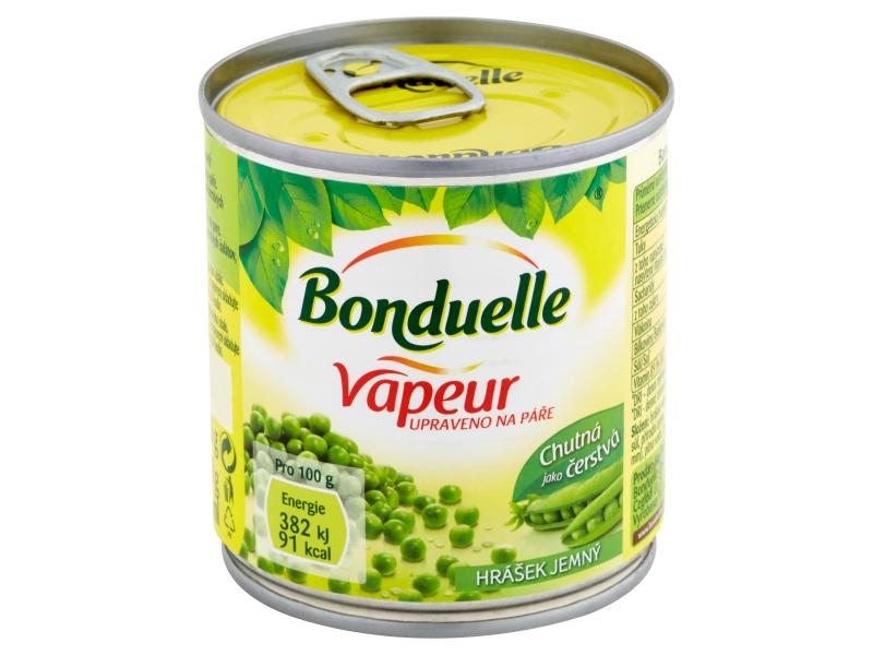 Bonduelle Vapeur Hrášek jemný 212ml
