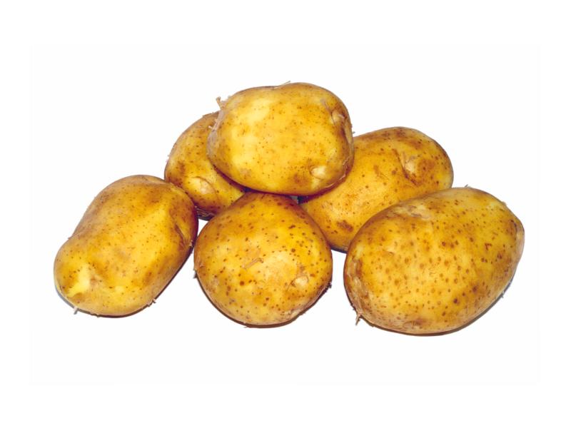 Brambory rané prané cca 1kg