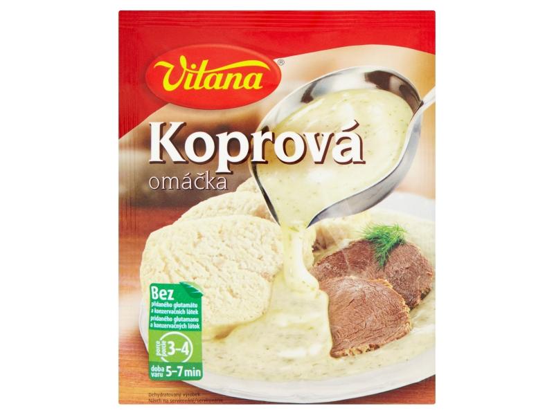 Vitana Koprová omáčka 83g