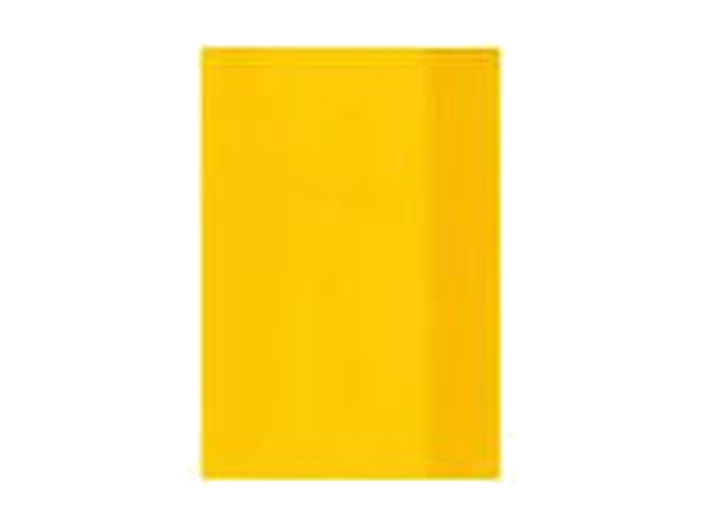 Obal na sešit A4 žlutý 1ks