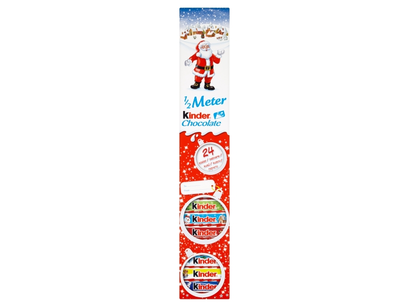 Kinder Chocolate 1/2 Meter 300g