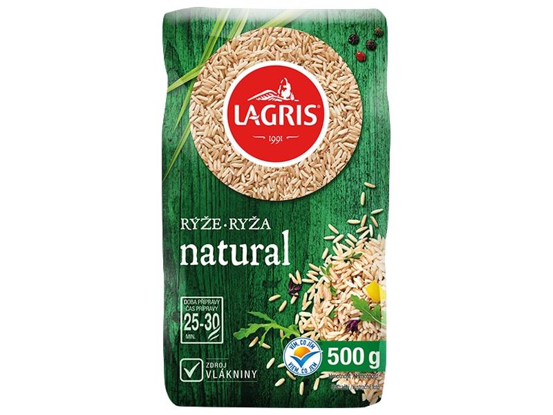 Lagris Rýže natural 500g
