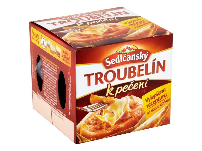 Sedlčanský Troubelín k pečení 2 porce 200g