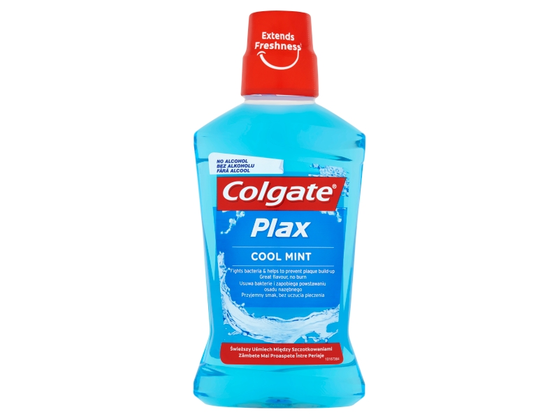 Colgate Plax Cool mint ústní voda 500ml