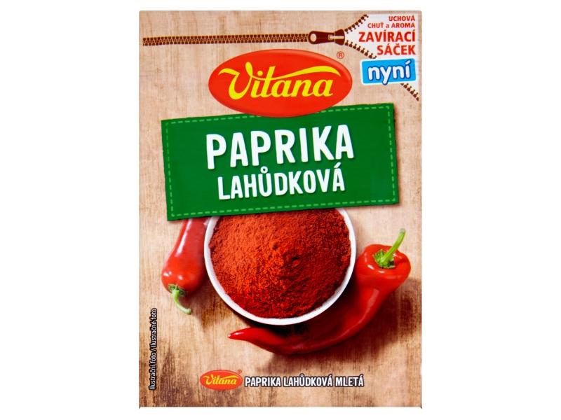 Vitana Paprika lahůdková mletá 23g