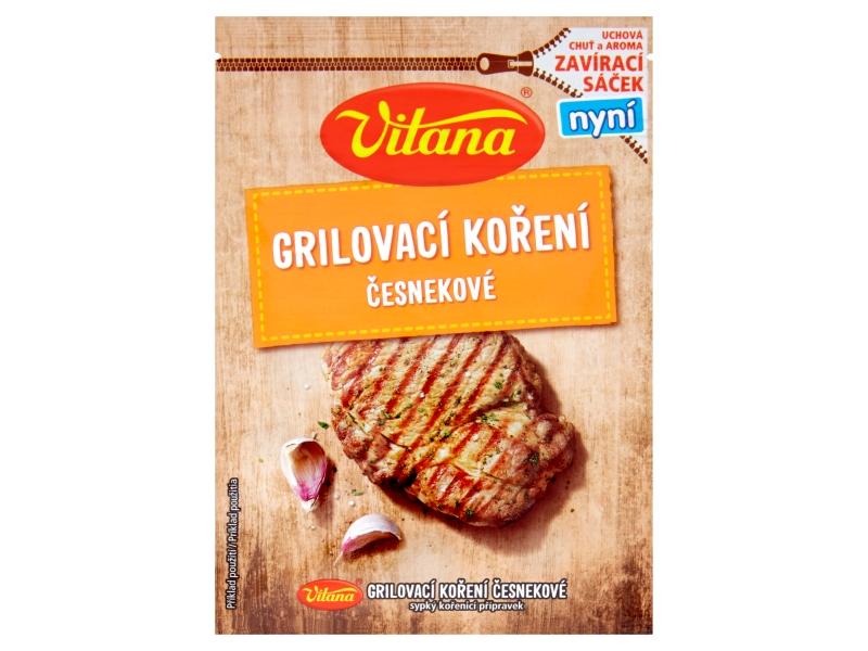 Vitana Grilovací koření česnekové 33g