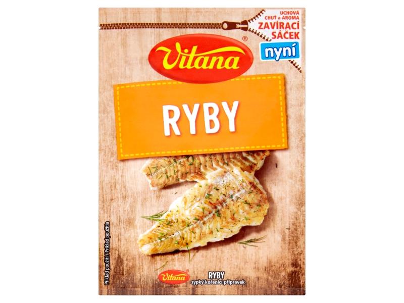 Vitana Ryby 28g