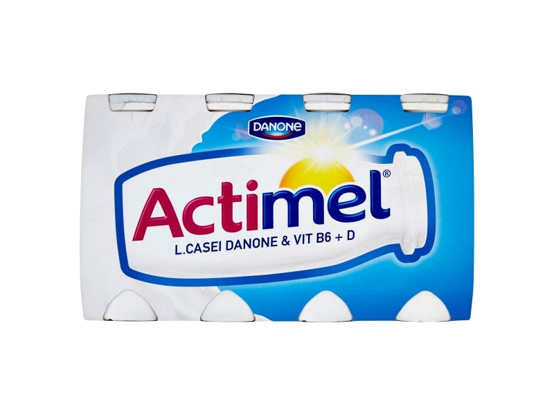 Danone Actimel Jogurtové mléko slazené 8x100g
