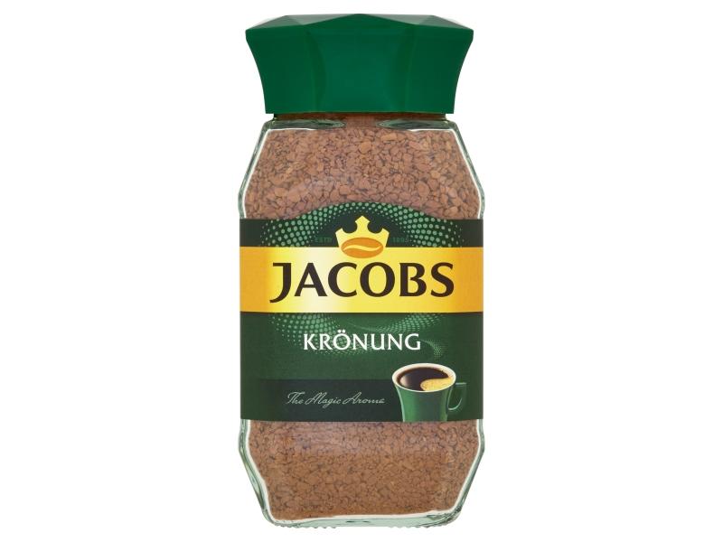 Jacobs Krönung Rozpustná káva 100g