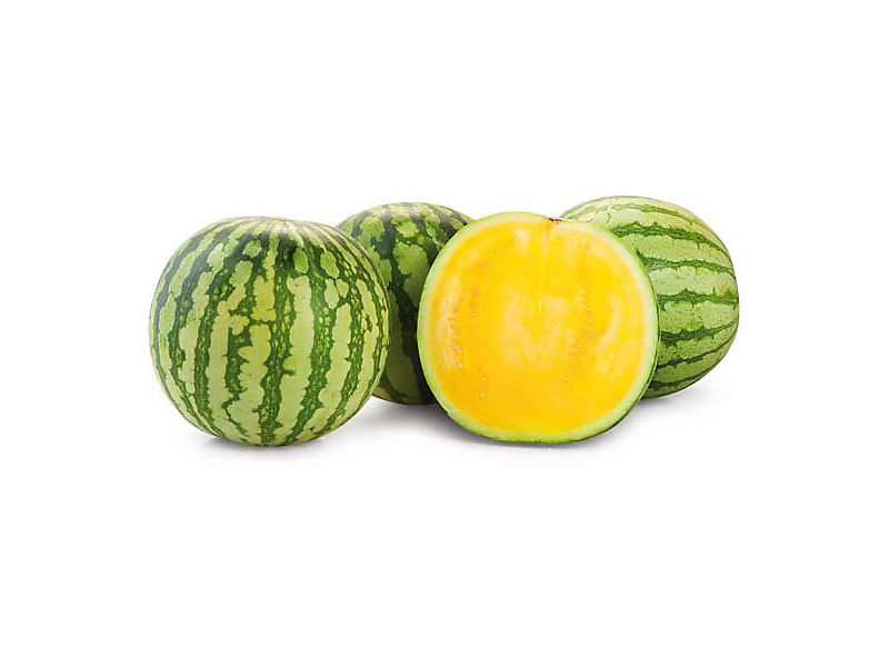 Meloun vodní žlutý bezsemenný 1ks