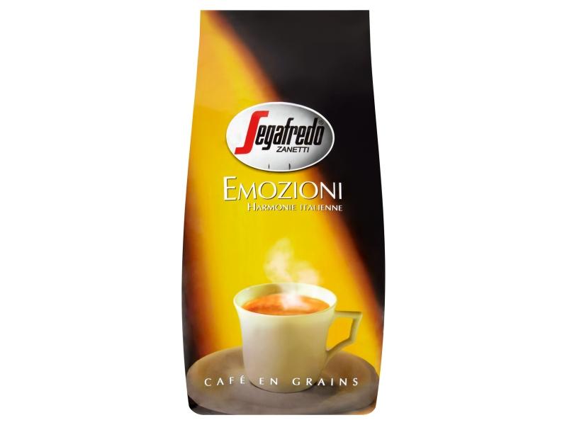 Segafredo Emozioni zrnková káva 1kg