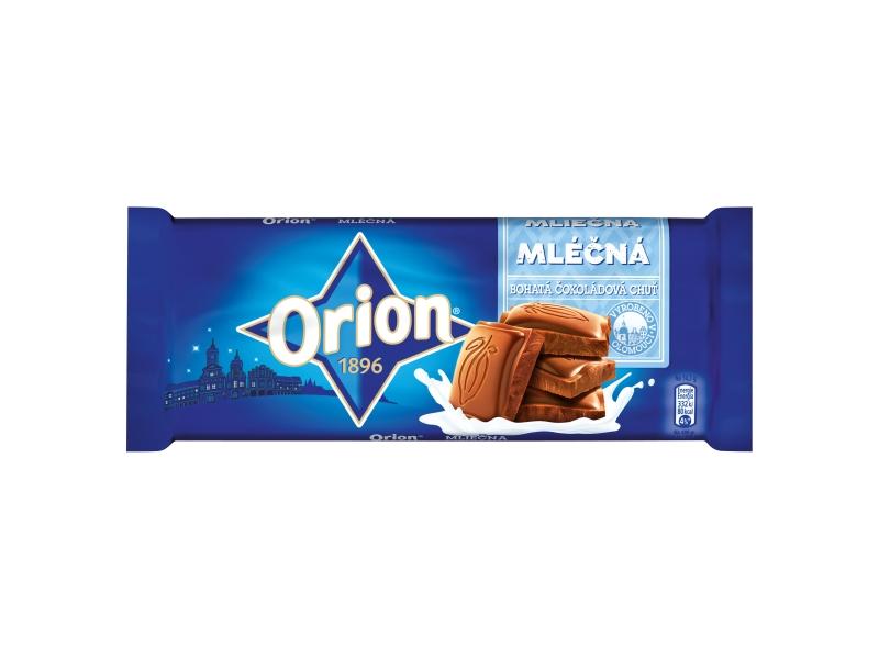 Orion Čokoláda mléčná 100g