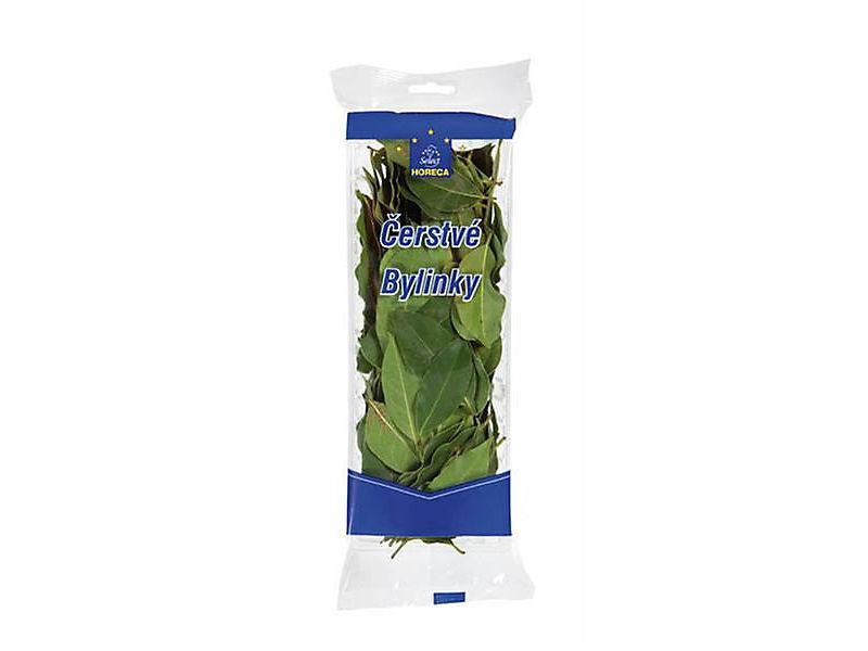 Bobkový list čerstvý vanička 50g