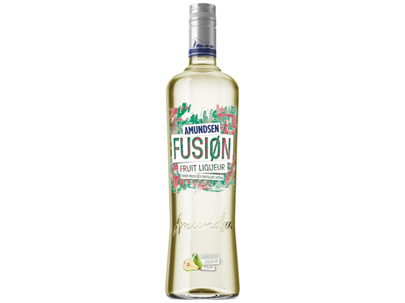 Amundsen Fusion Pear ovocný likér 15% 1L