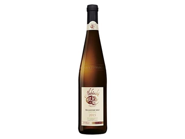 Habánské sklepy Rulandské bílé suché bílé víno 750ml