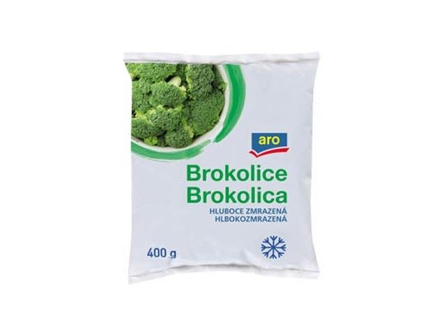 ARO Brokolice mraž. 400g