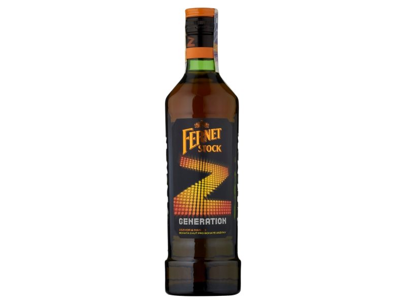 Fernet Stock Zetko likér 27% 500ml