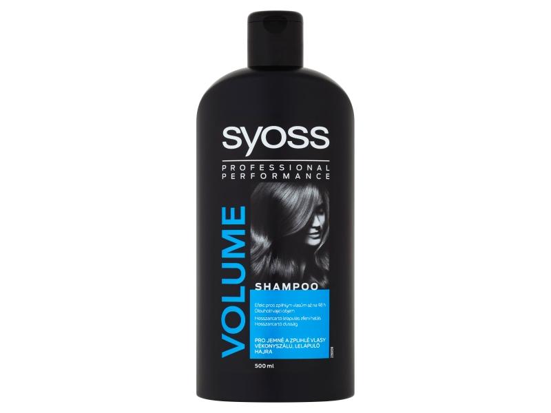 Syoss šampon Volume 500ml