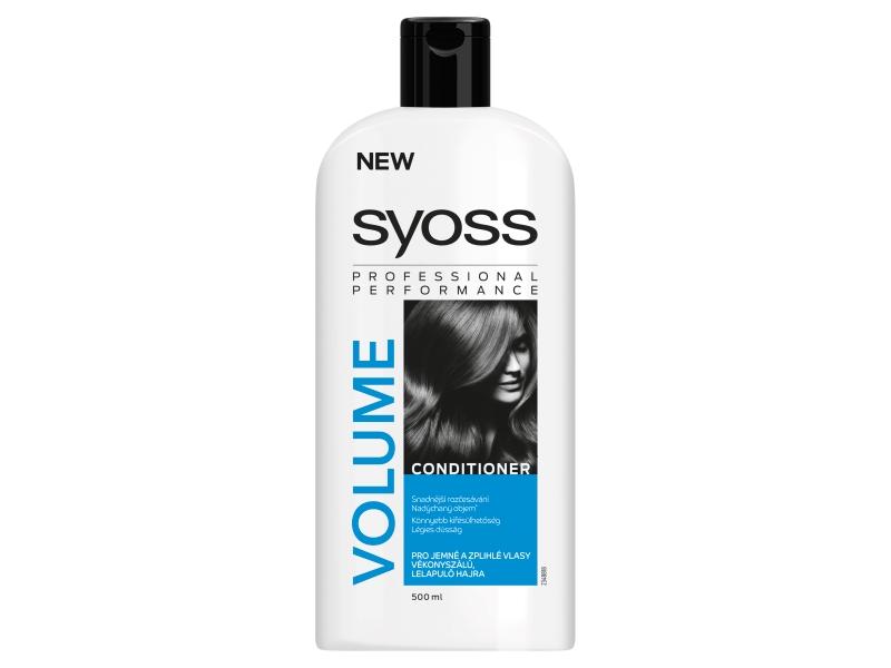 Syoss Volume balzám pro objem pro jemné a zplihlé vlasy 500ml