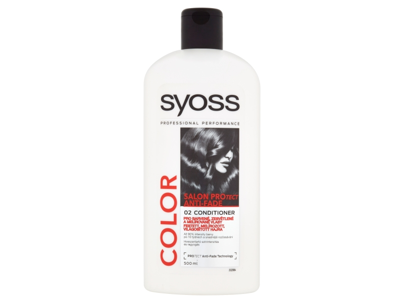 Syoss Color Salon Protec Anti-Fade kondicionér 500ml