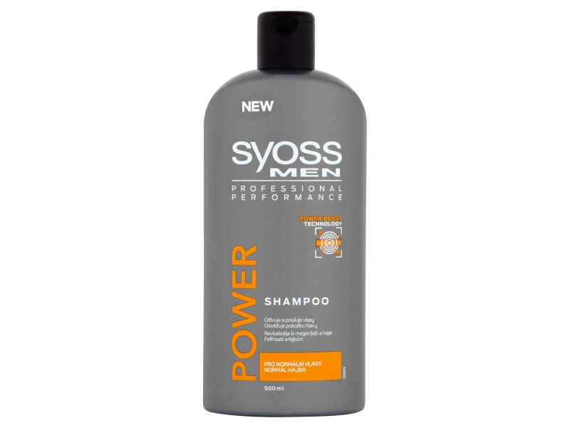 Syoss Men šampon Power 500ml