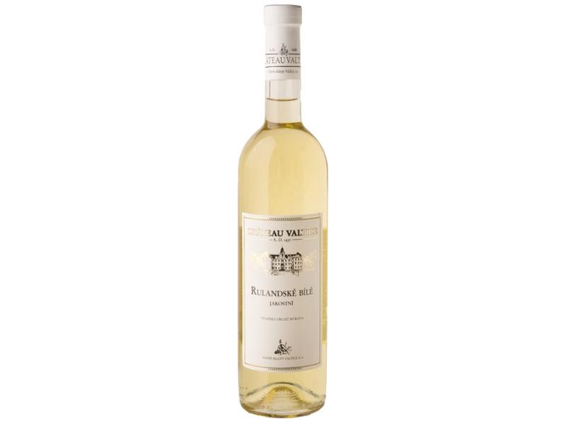 Château Valtice Rulandské bílé jakostní víno bílé suché 0,75l