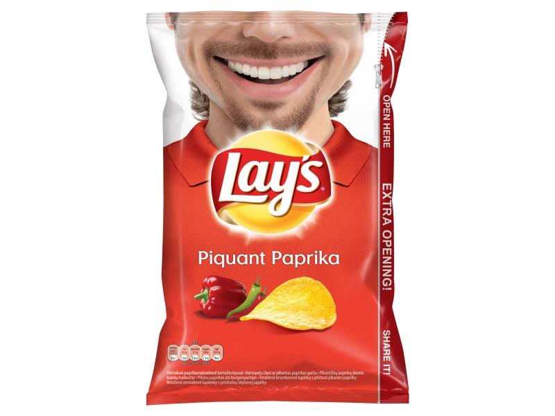 Lay´s Chipsy pikantní paprika 150g