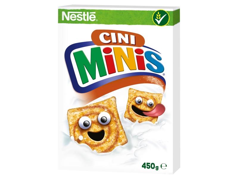Nestlé Cini Minis cereálie 450g